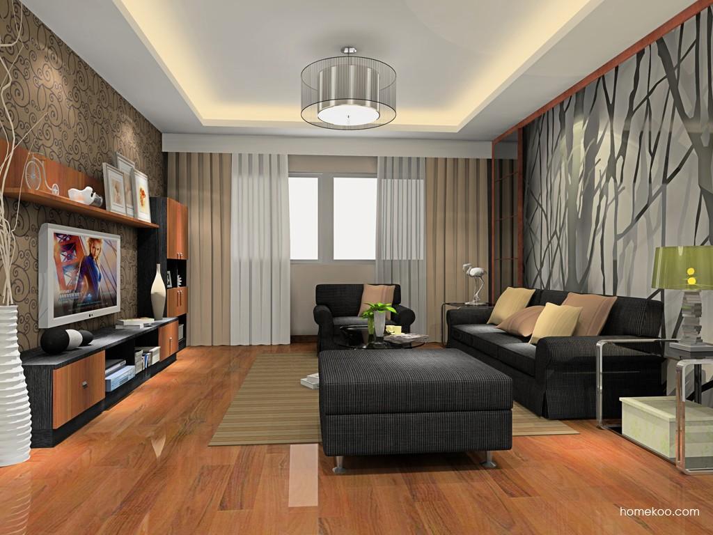 德国森林客厅家具D15660