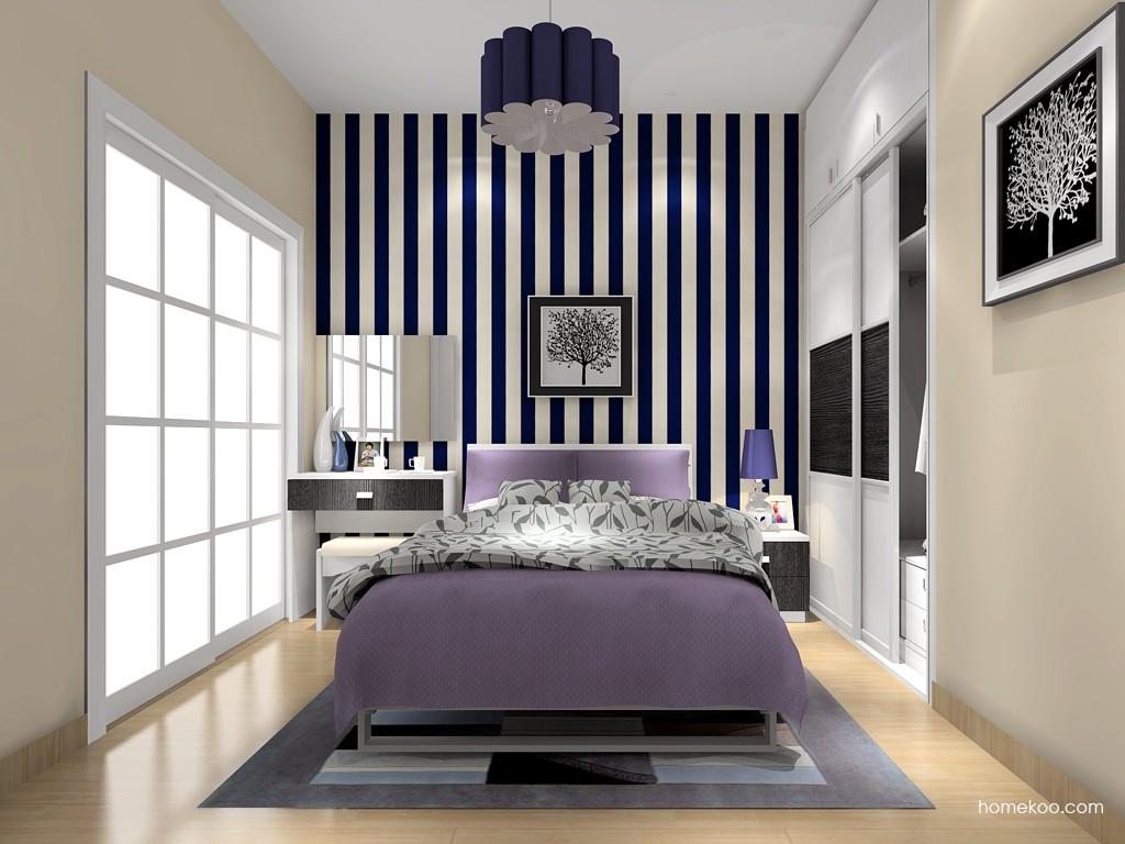 简约主义卧房家具A15928