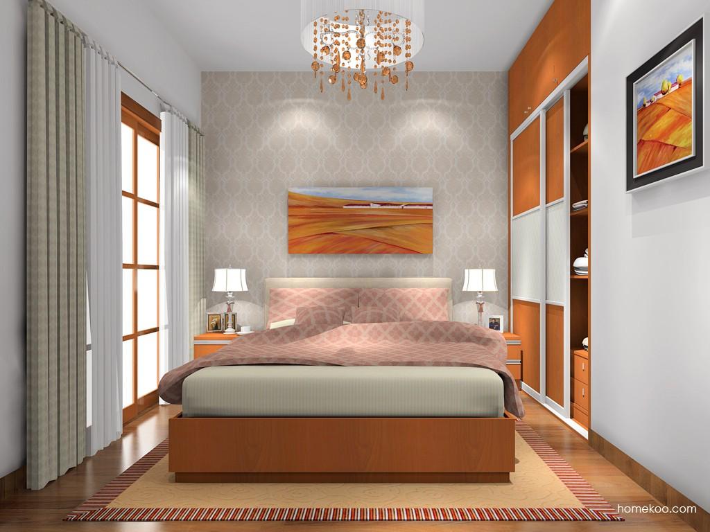 加州梦卧房家具A15929