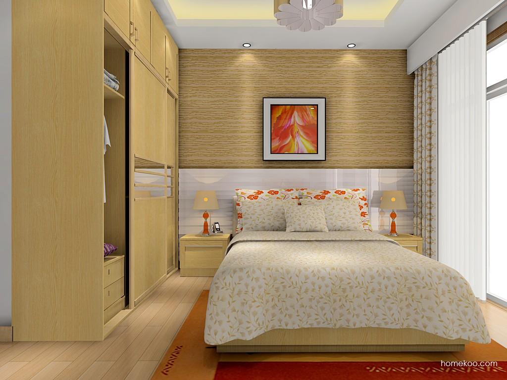 丹麦本色卧房家具A15941