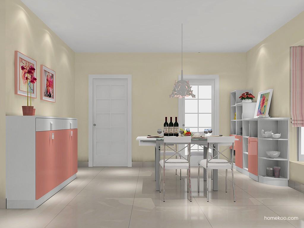 浪漫主义餐厅家具E14854