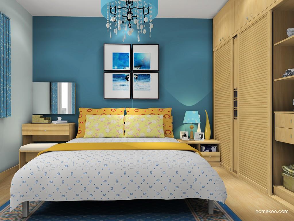 北美枫情卧房家具A15950