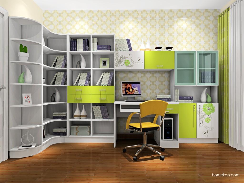 里昂春天书房家具C15419