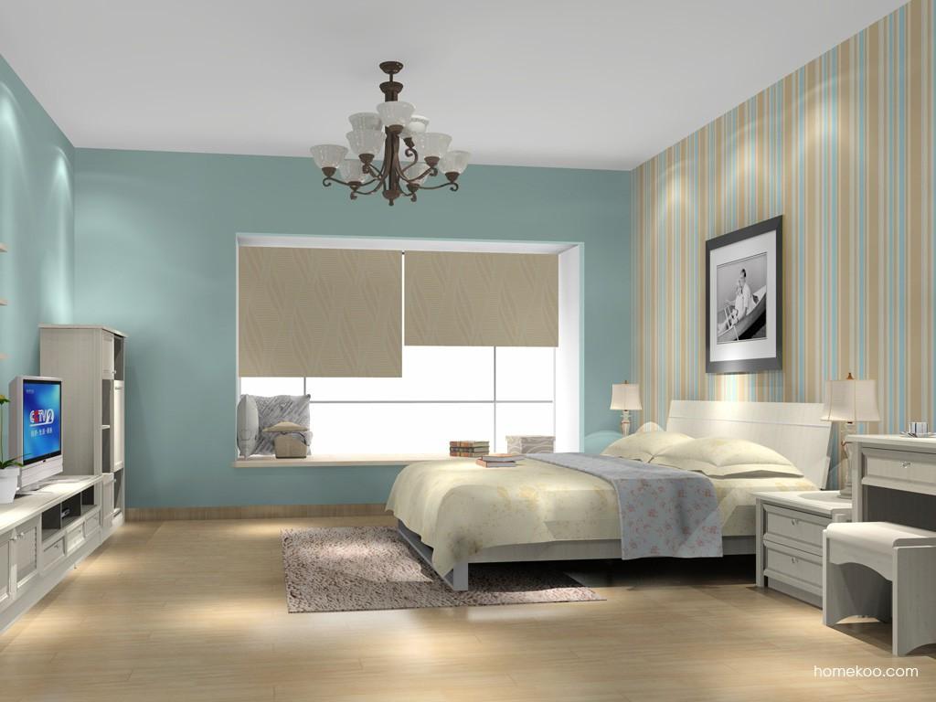 英伦印象卧房家具A15959