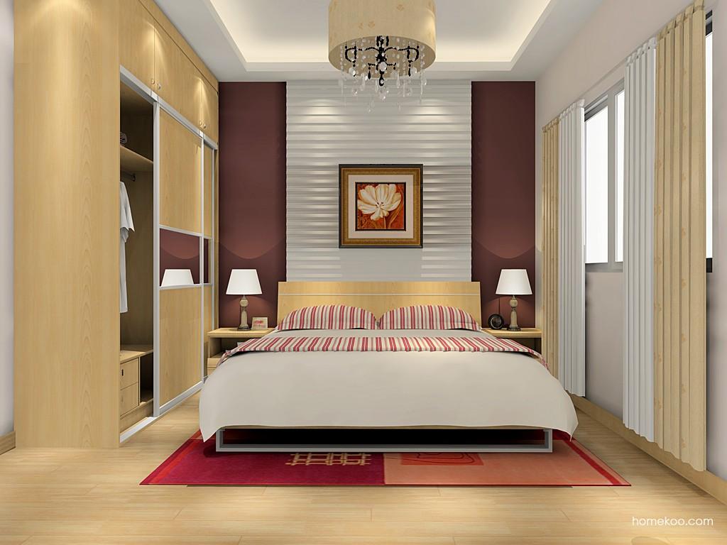 北美枫情卧房家具A15960