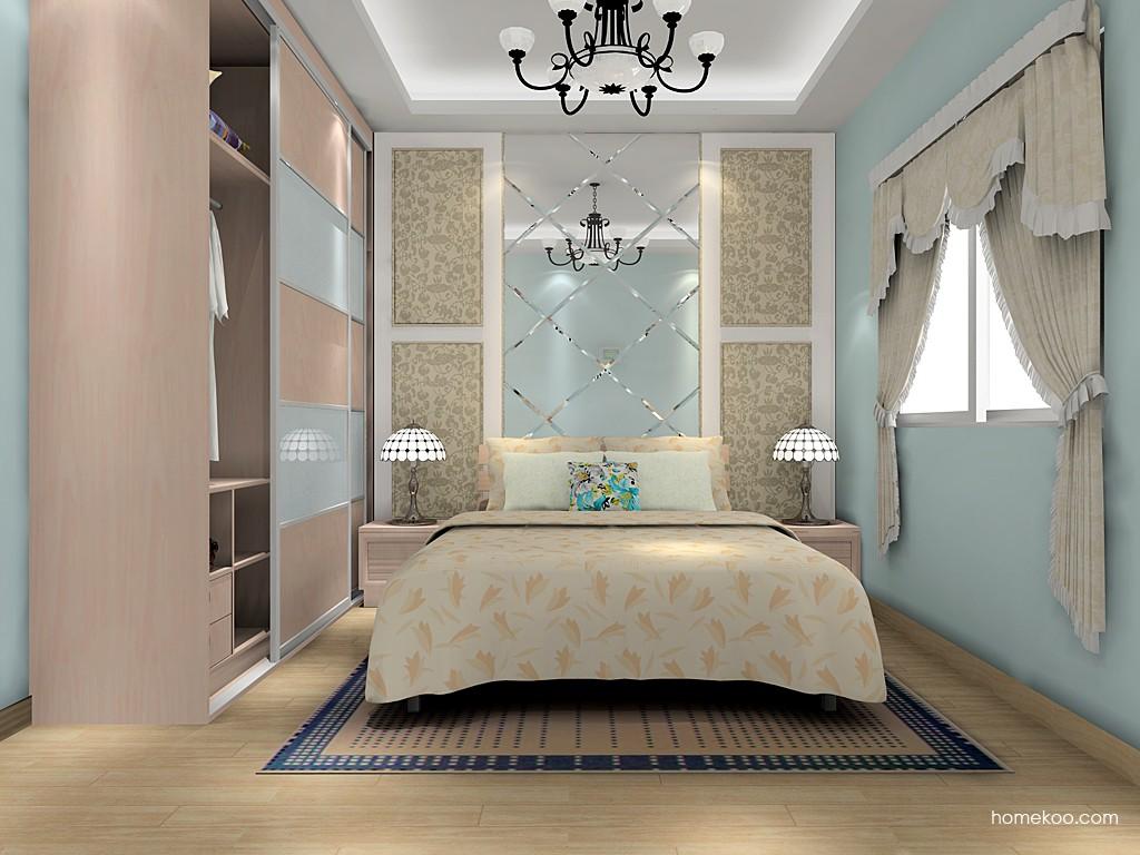 北欧阳光卧房家具A15965
