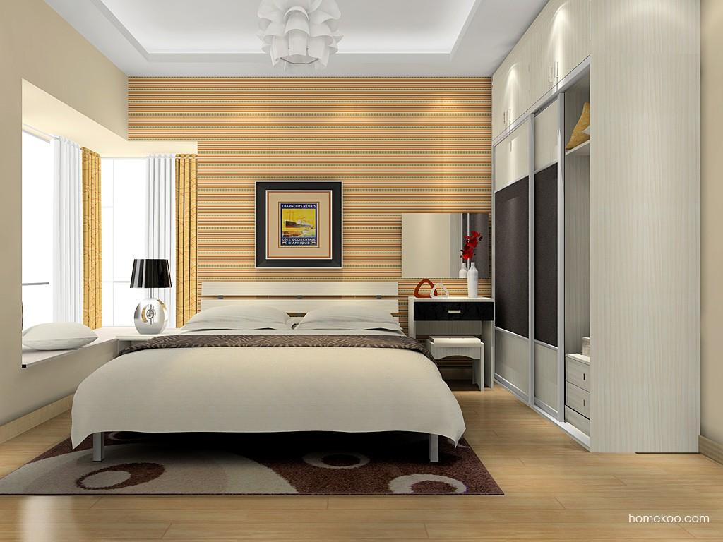 米兰剪影卧房家具A15978