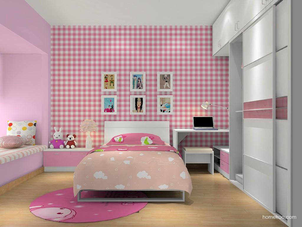 女孩的梦青少年房B15893