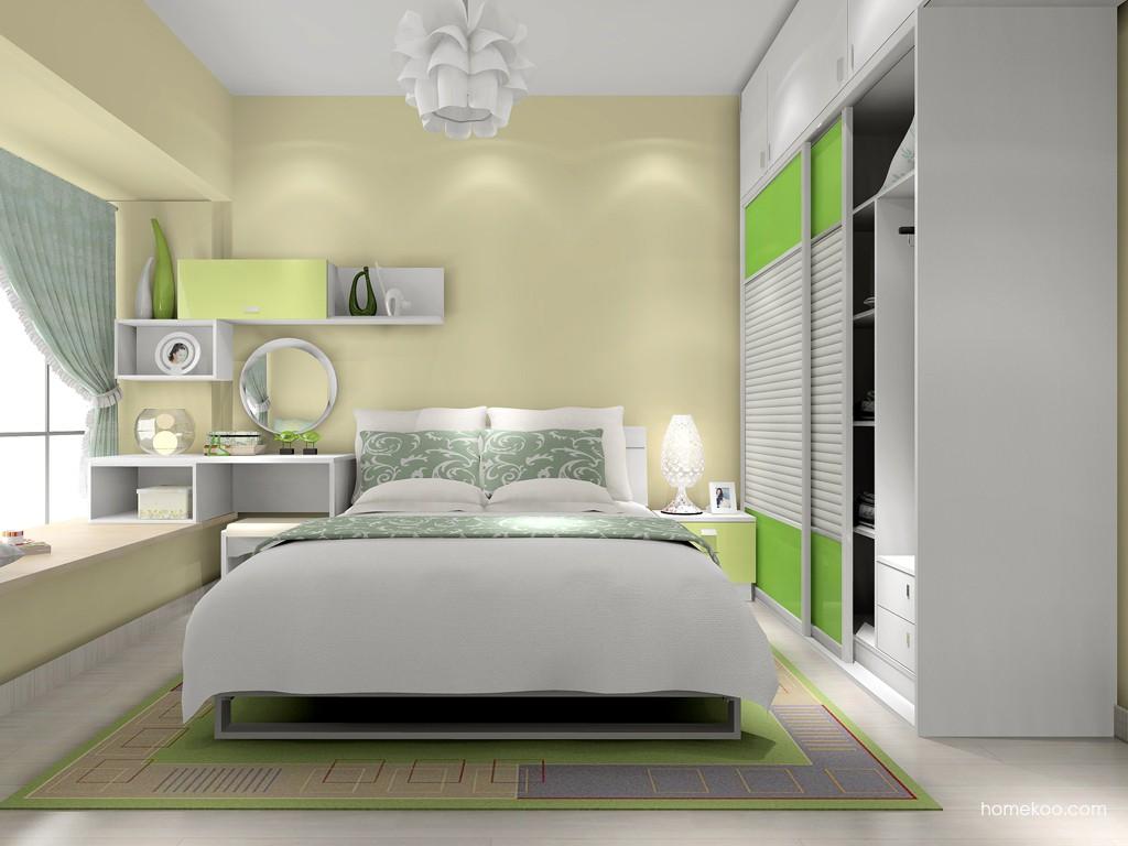 浪漫主义卧房家具A15987