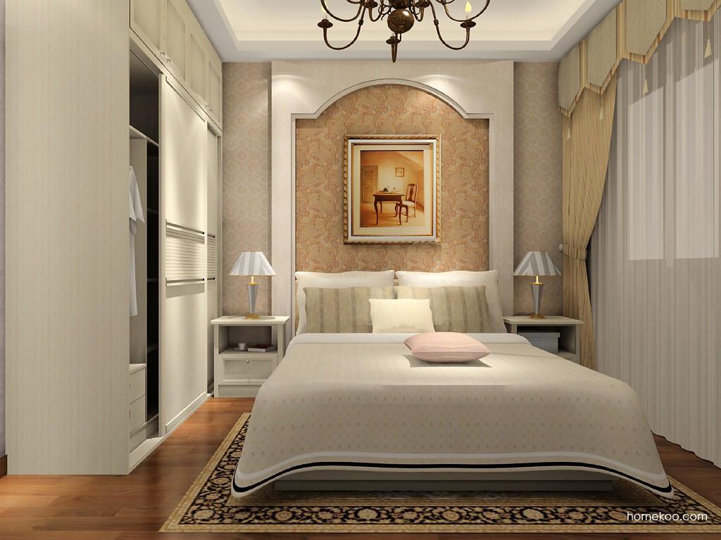 英伦印象卧房家具A15989