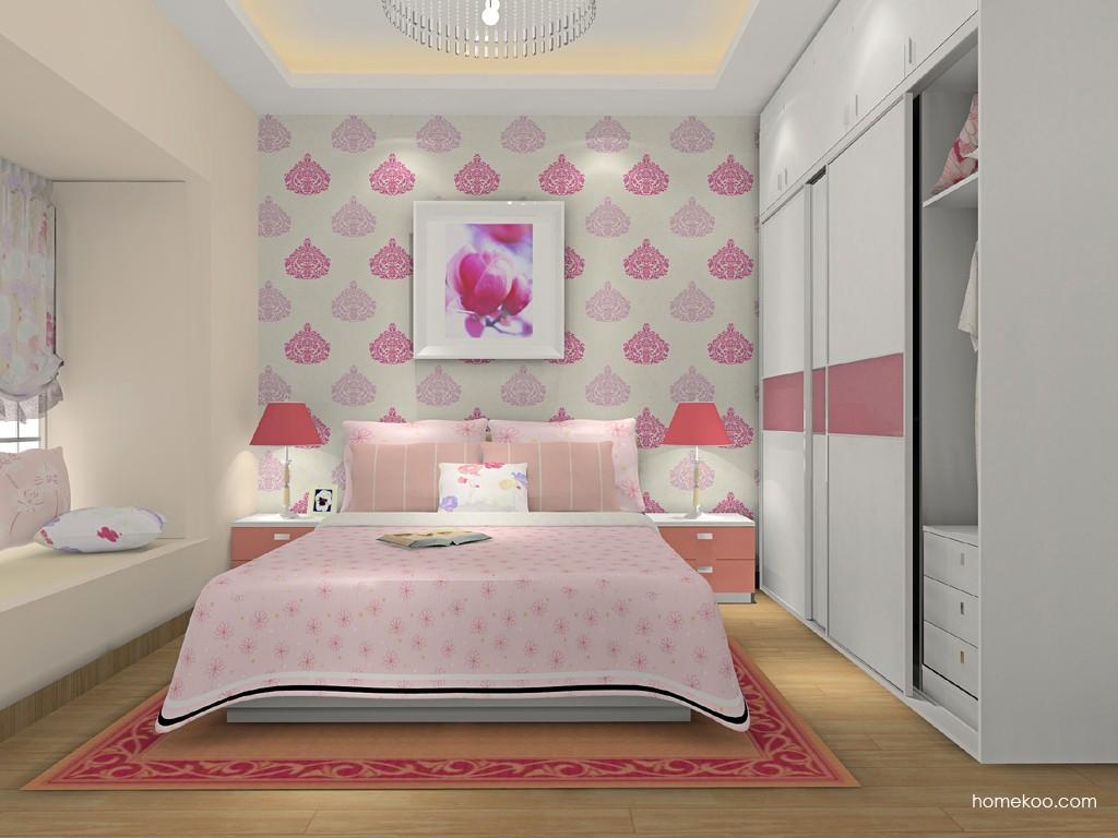 浪漫主义卧房家具A15990