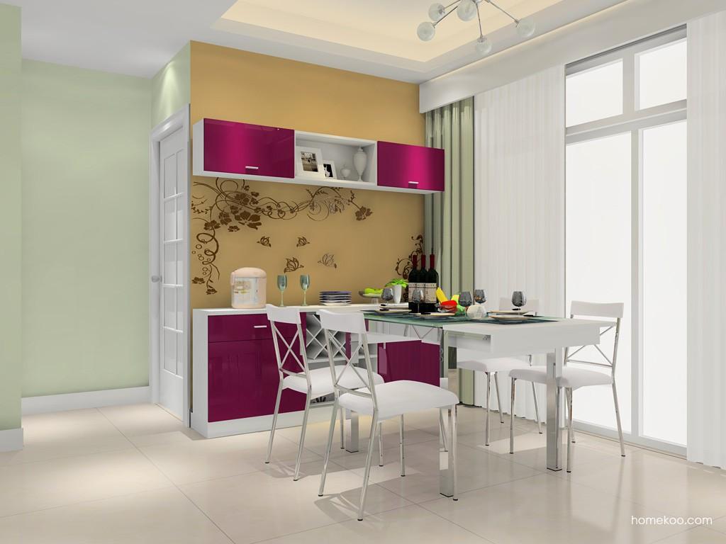 浪漫主义餐厅家具E14872