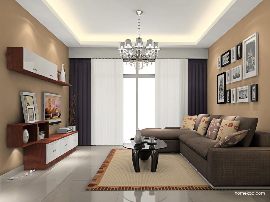挪威月色客厅家具D15677