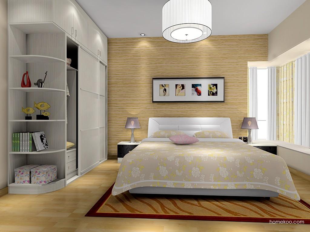 米兰剪影卧房家具A16001