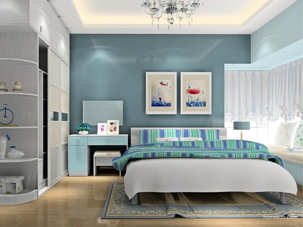 新实用主义卧房家具A16002