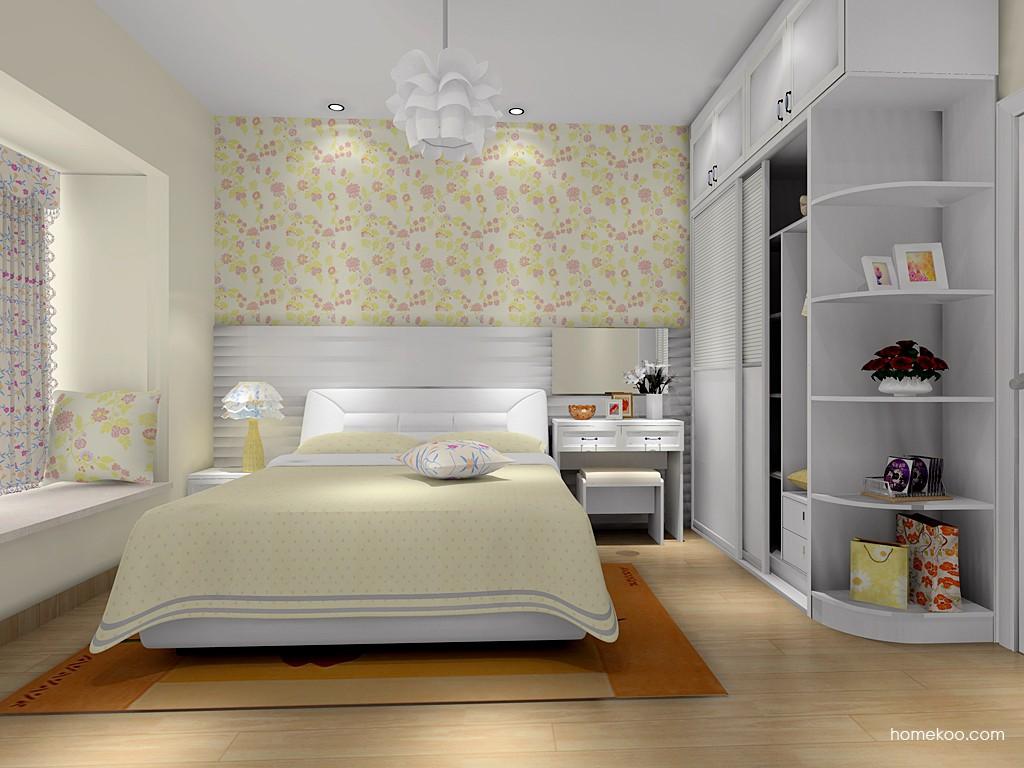 韩式田园卧房家具A16010