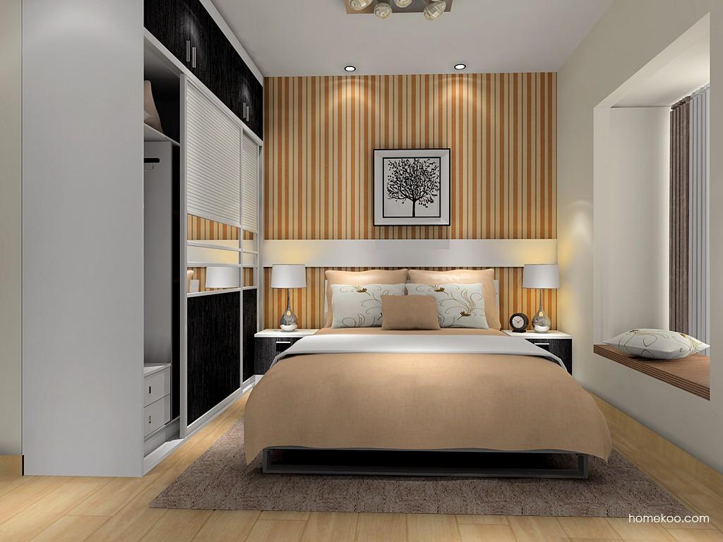 简约主义卧房家具A16015