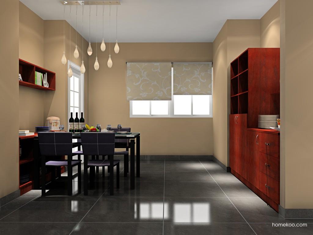挪威月色餐厅家具E14890