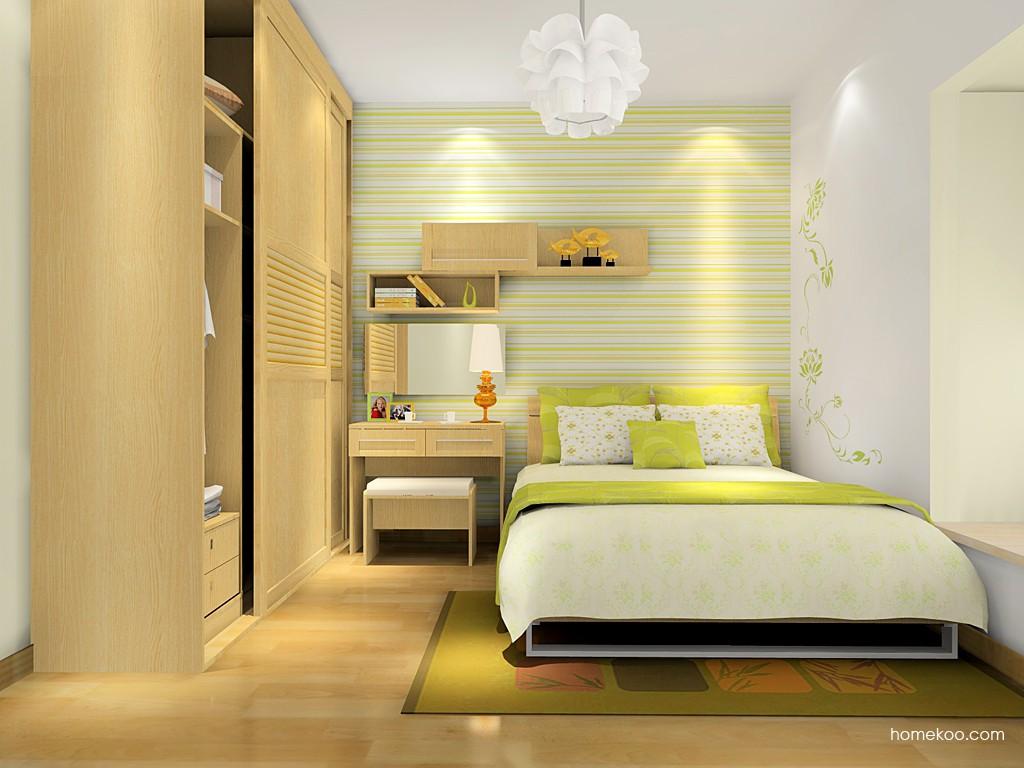 丹麦本色卧房家具A16029