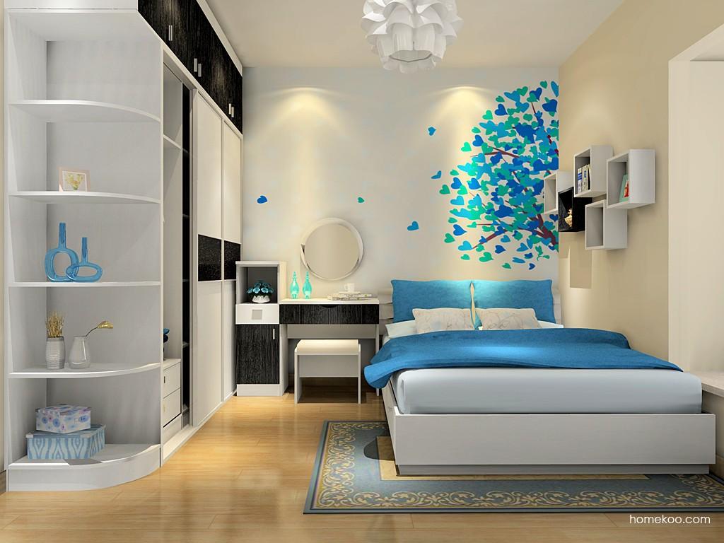 简约主义卧房家具A16035