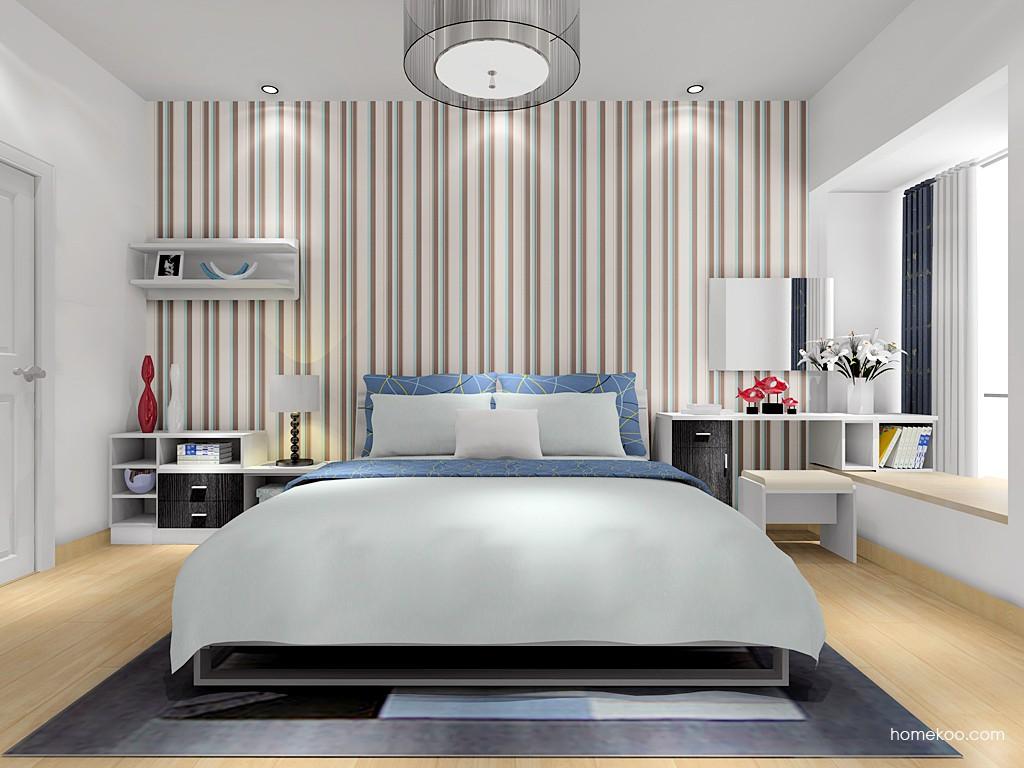 简约主义卧房家具A16033