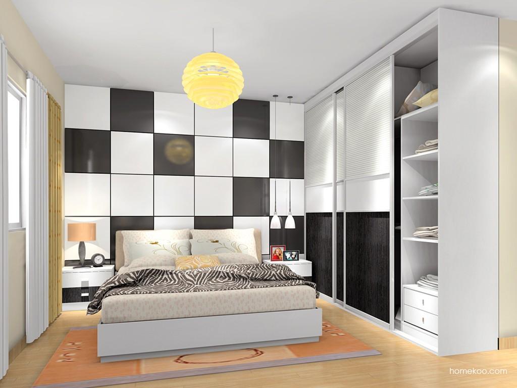 简约主义卧房家具A16043