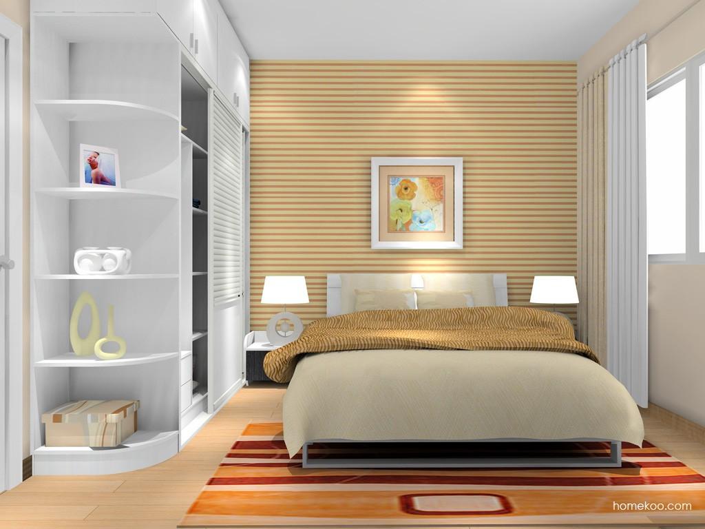 简约主义卧房家具A16044