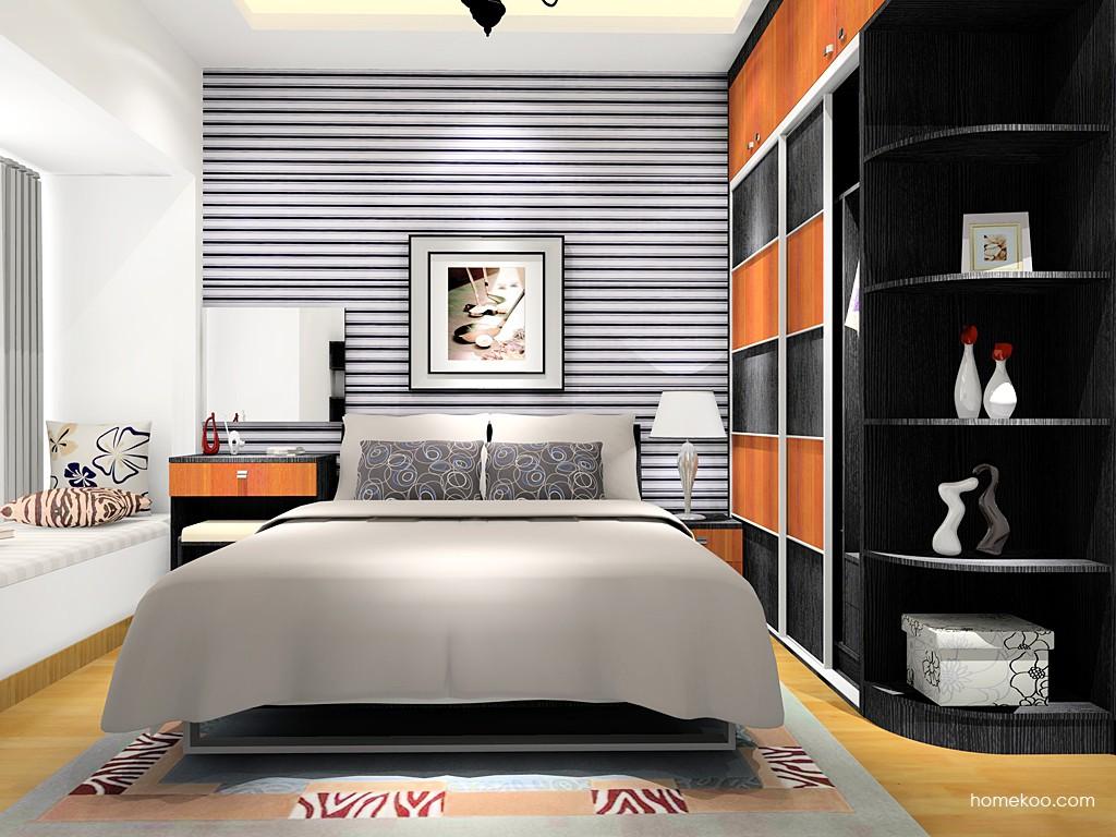 德国森林卧房家具A16048