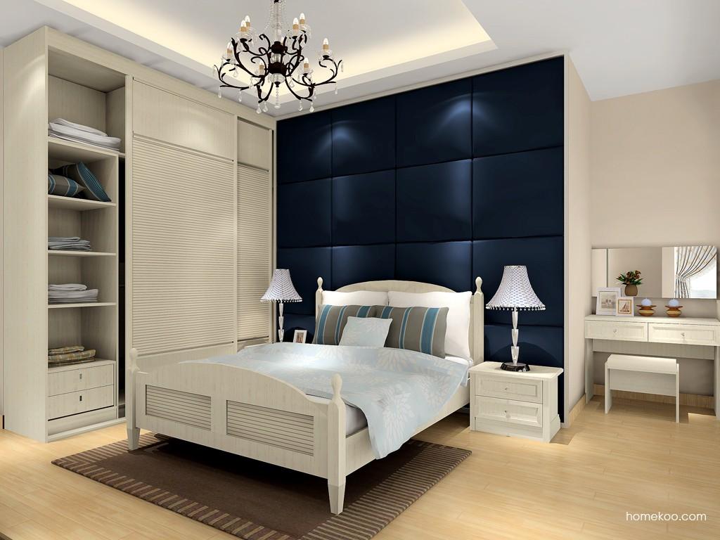 英伦印象卧房家具A16071