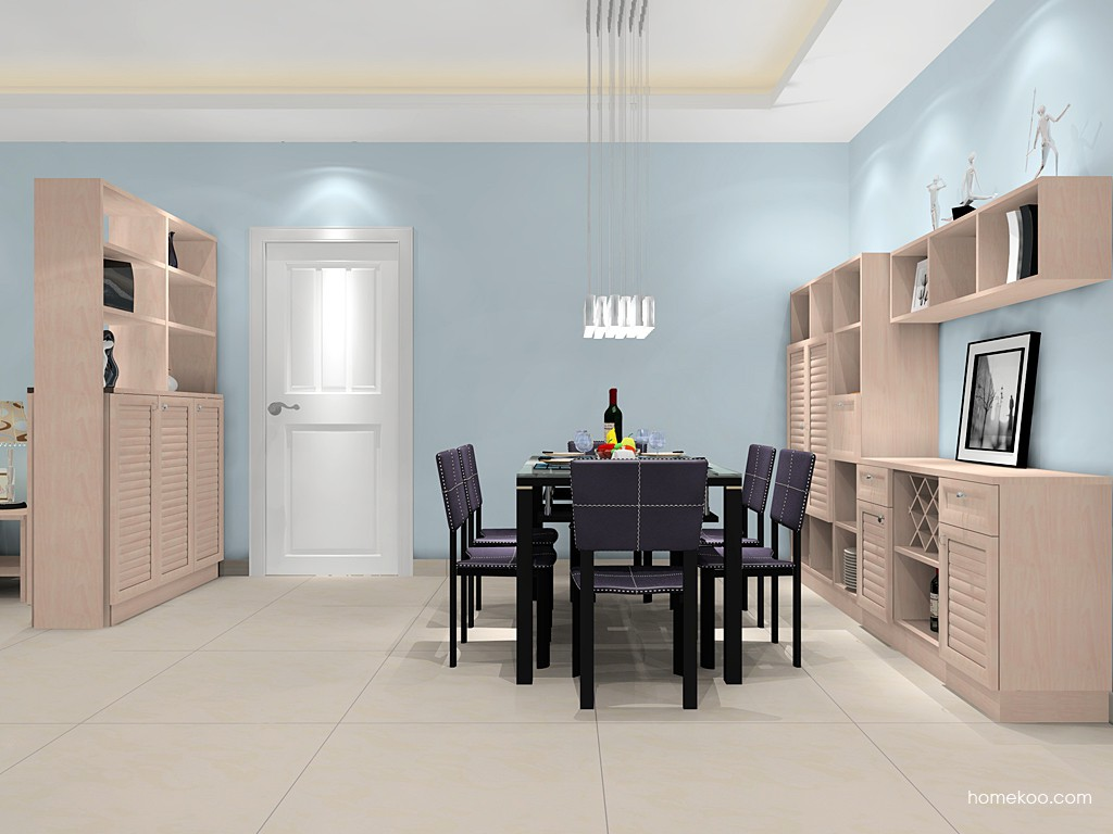 北欧阳光餐厅家具E14902