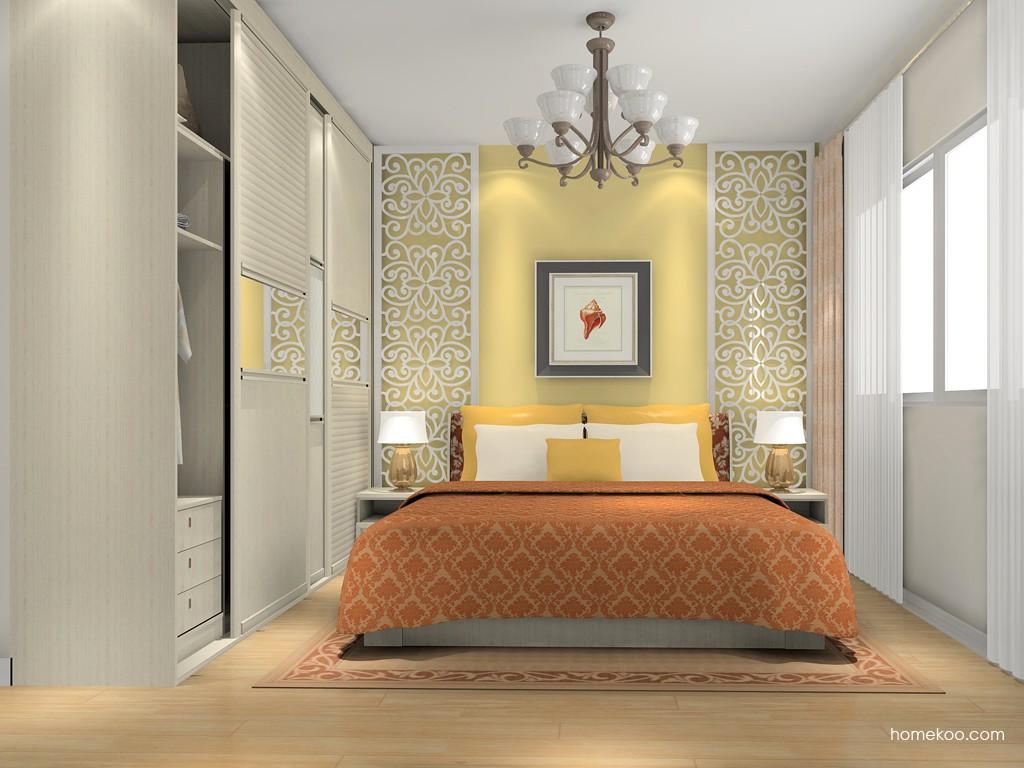 英伦印象卧房家具A16075