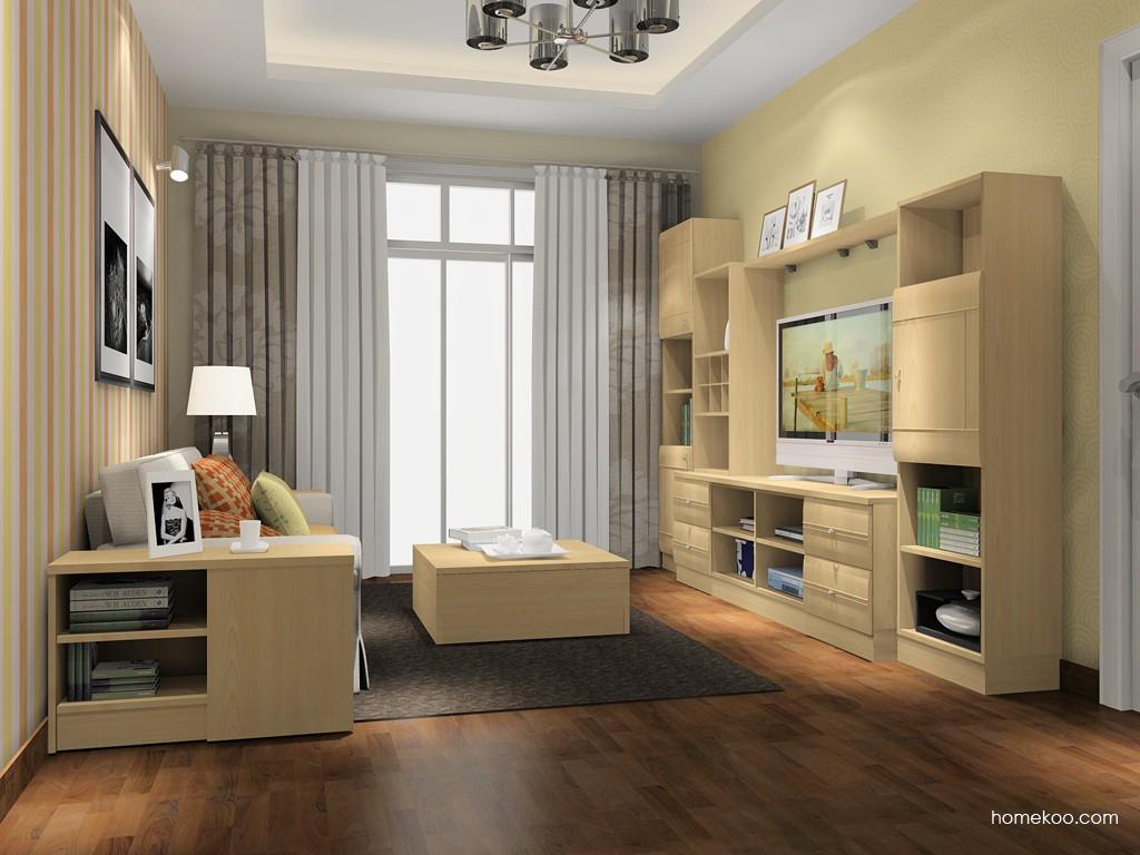 北美枫情客厅家具D15724