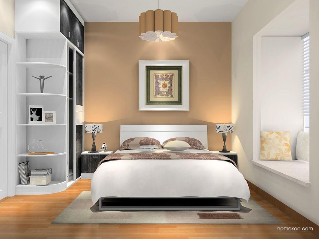 简约主义卧房家具A16073