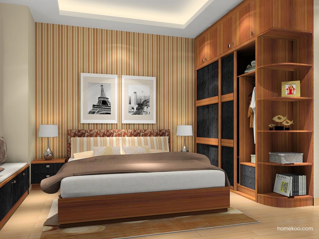 德国森林卧房家具A16051