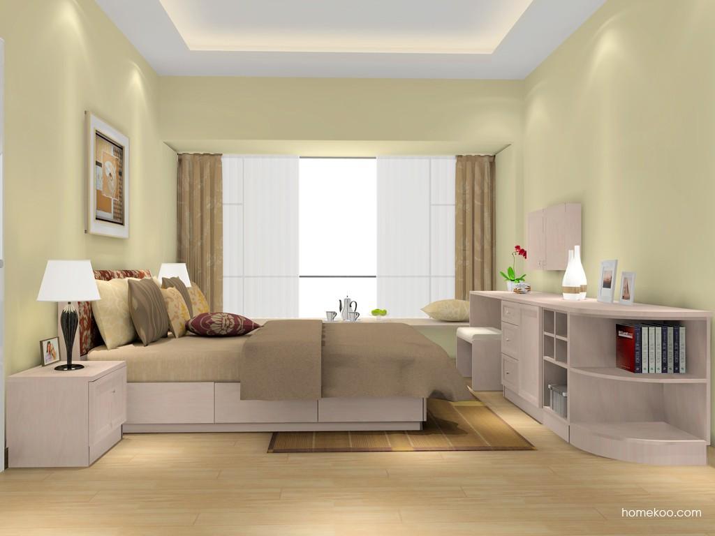 北欧阳光卧房家具A16059