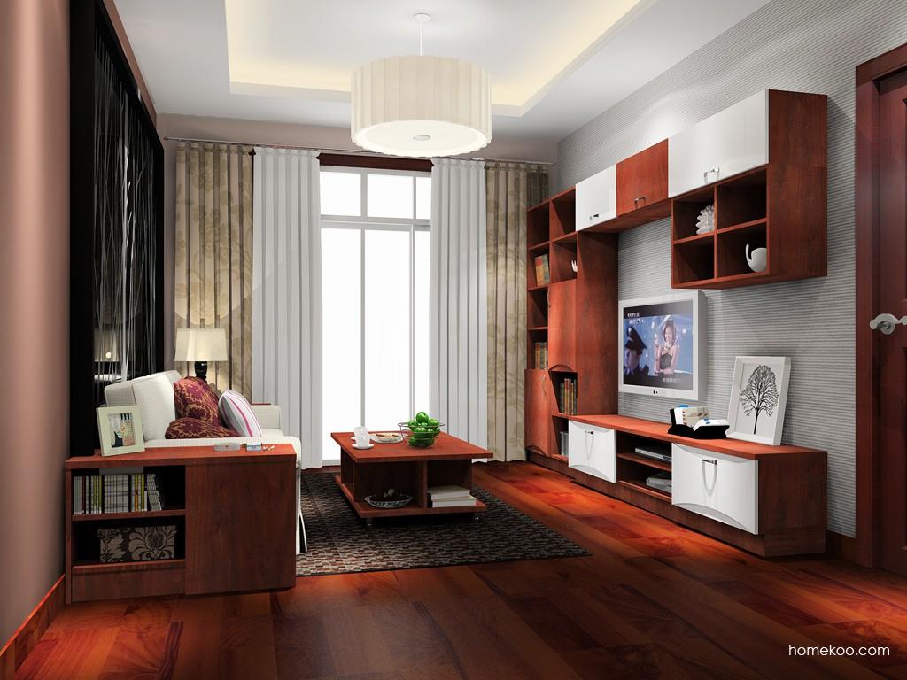 挪威月色家具D15725