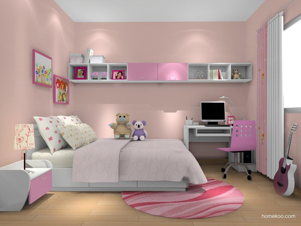 女孩的梦青少年房B15961