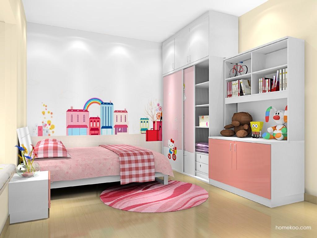 女孩的梦青少年房B15962