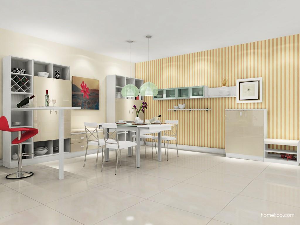 浪漫主义餐厅家具E14905