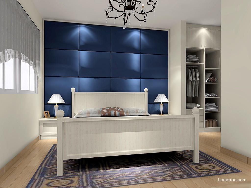 英伦印象卧房家具A16095