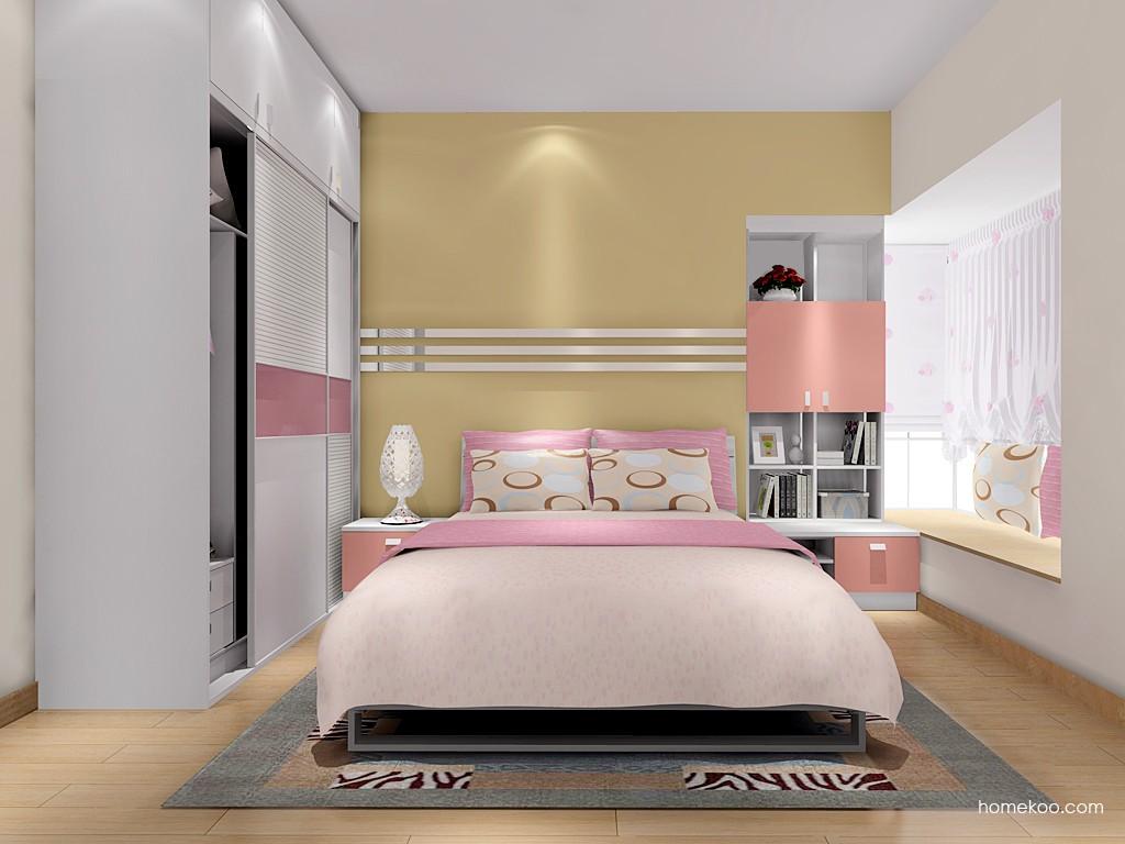 浪漫主义卧房家具A16102