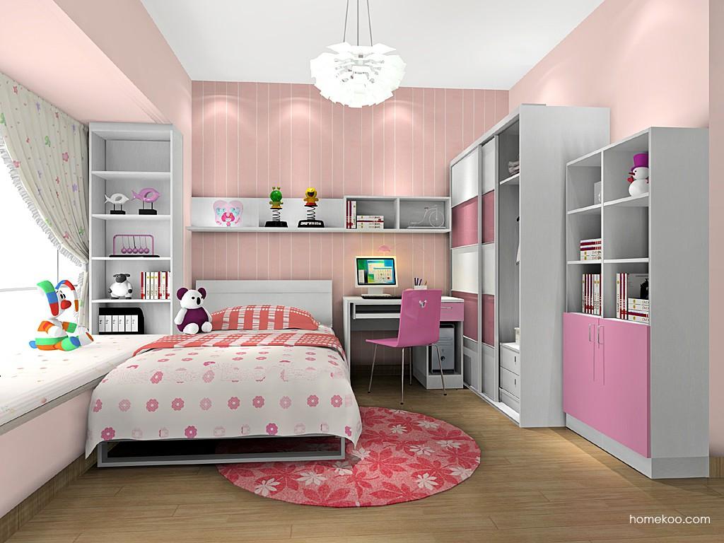 女孩的梦青少年房B15977
