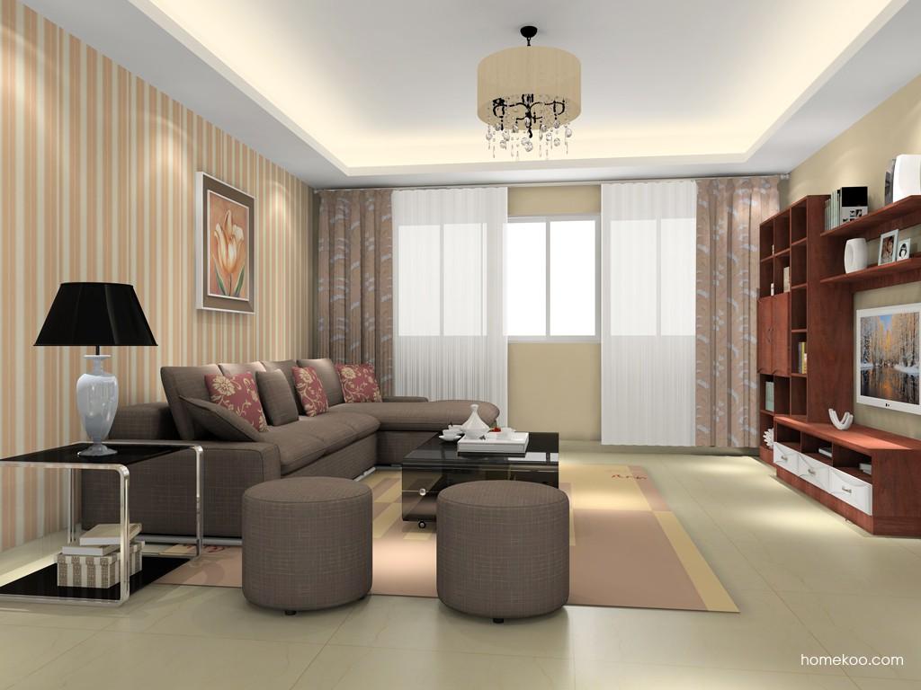 挪威月色家具D15733