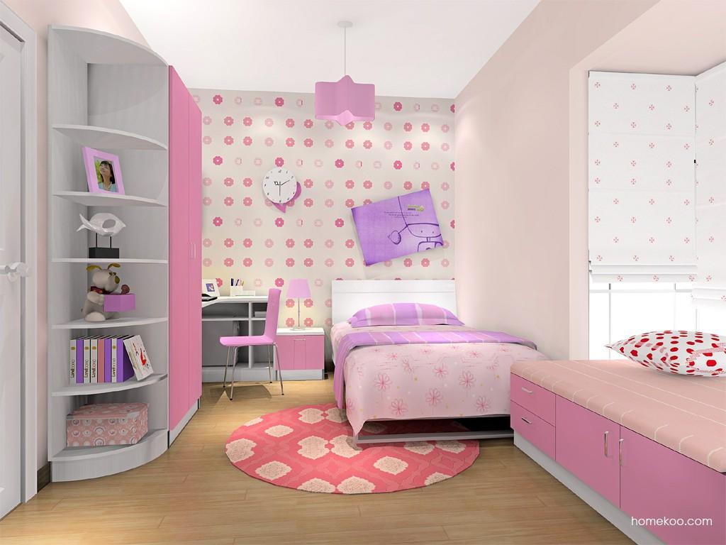 女孩的梦青少年房B16098