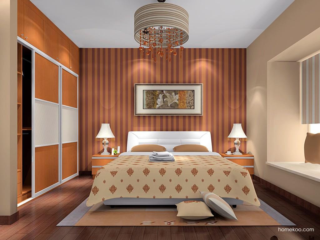 加州梦卧房家具A16119