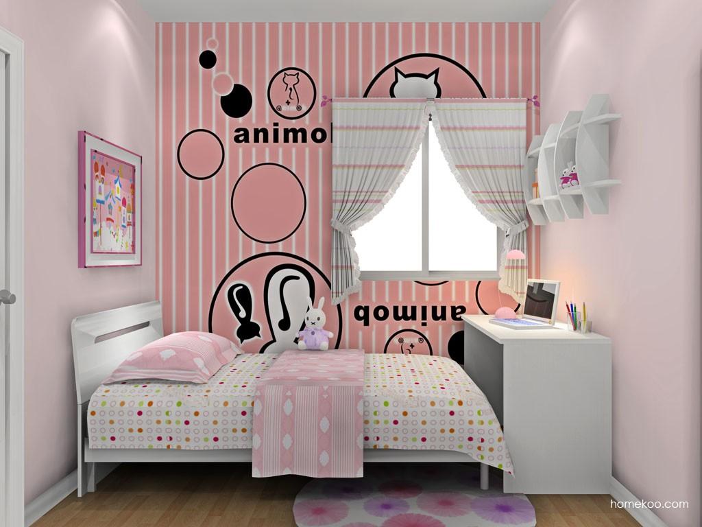 女孩的梦青少年房B16099