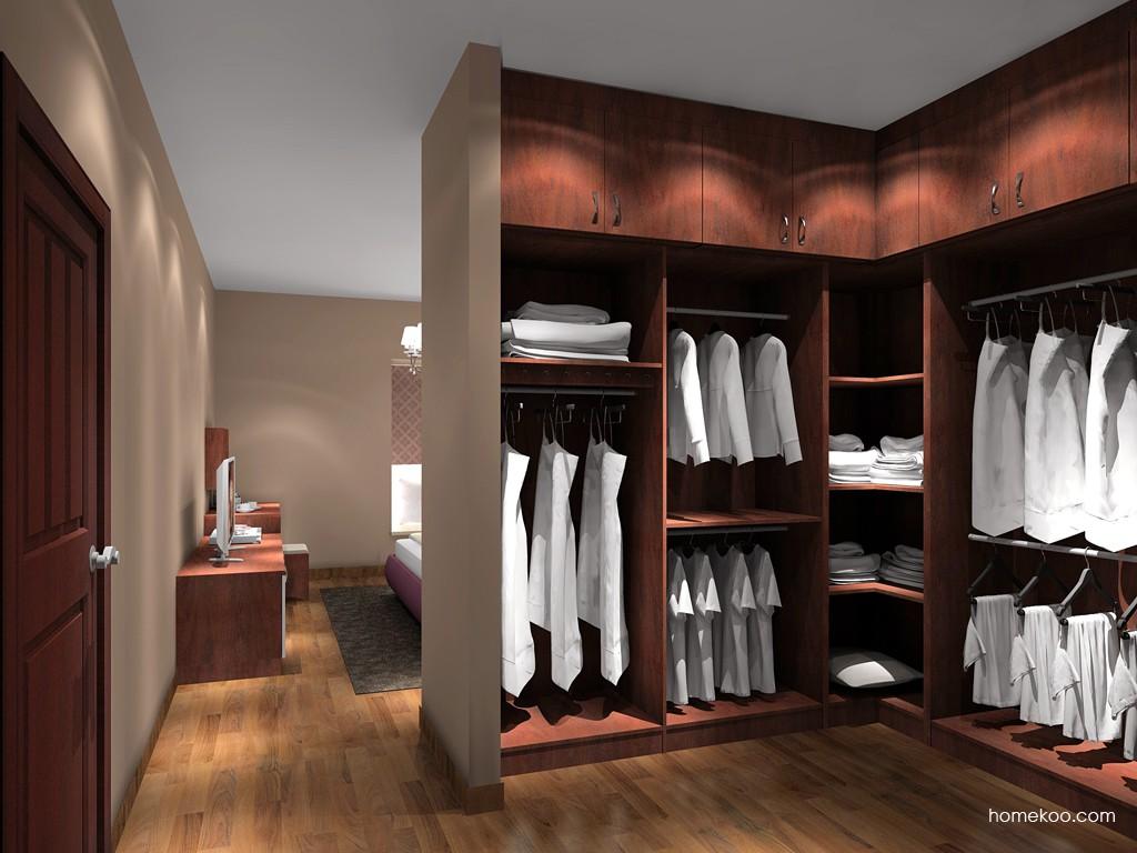l型衣帽间设计图 北欧风格衣柜图片 18000元以上衣柜效果图 尚品图片