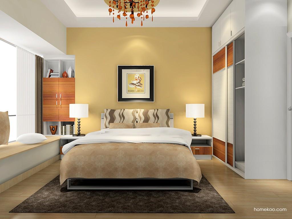 新实用主义卧房家具A16127