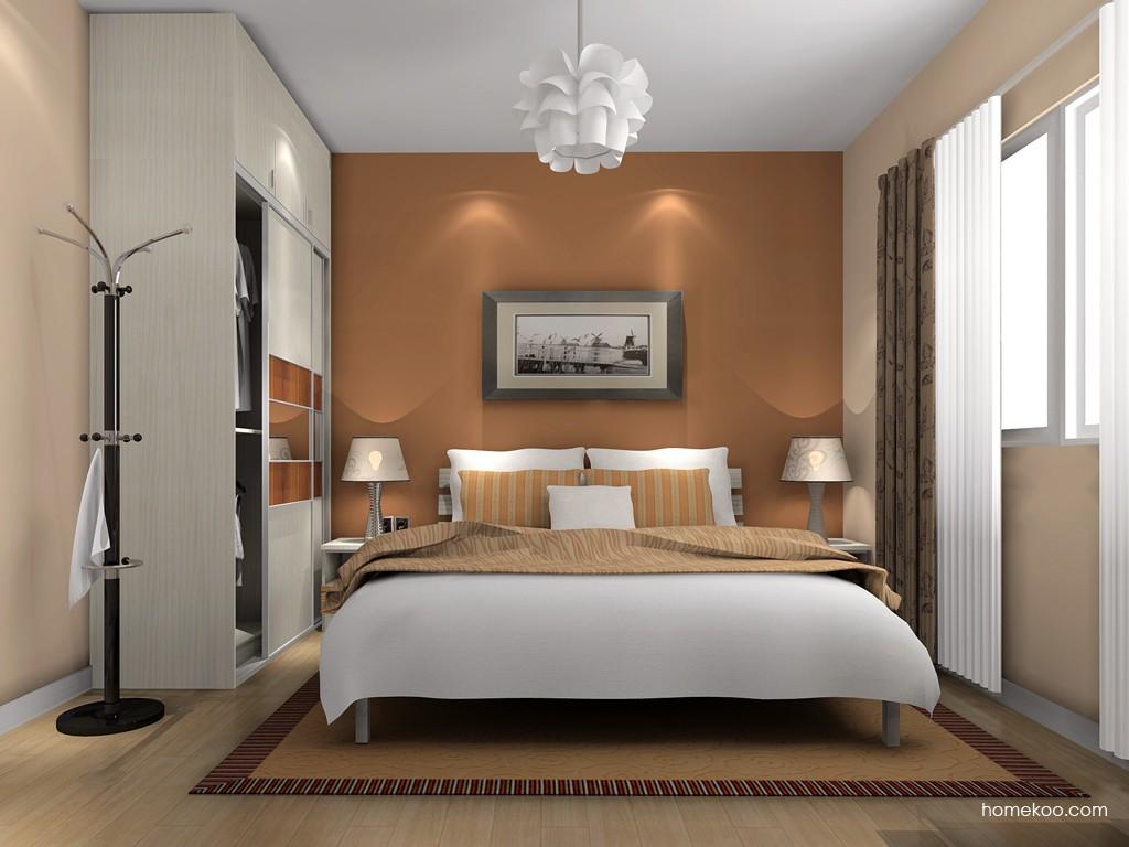 新实用主义卧房家具A16128