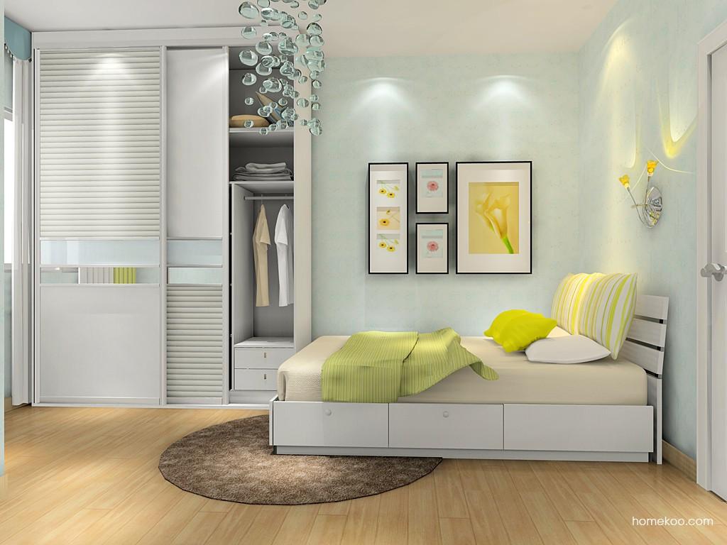 浪漫主义卧房家具A16131